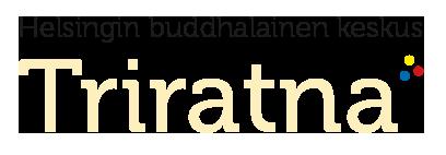 Helsingin buddhalainen keskus Triratna Mobile Logo